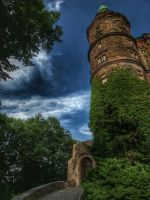 Ksiaz Castle by marjorie1206
