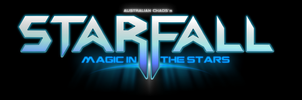 Yet Another Starfall Logo WIP by Mauritaly