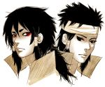 Indra and Ashura by GERSHVIN