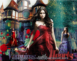 Vampire Diaries Chapter Image by VaL-DeViAnT