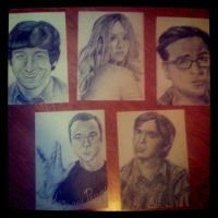 big bang theory by Super-Midget