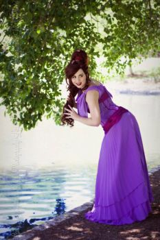 The Name's Megara. by zzephie