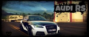 Audi RS by BL4CK-HE4RT