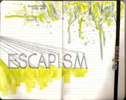 escapism. by Ezezar