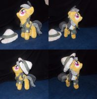 MLP FiM 9 inch plushie: Daring Do by vulpinedesigns