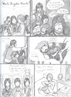 Kingdom Hearts, The Movie P.2 by FawkesWings7