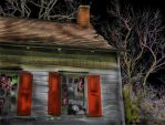 Ghost House by ValerieJoyLauria