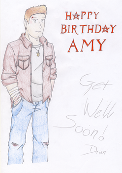 Happy Birthday, Amy by its-a-digiconspiracy