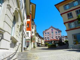 Colors of Switzerland by Agatje