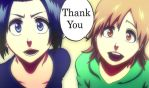 Thank you by TadloS