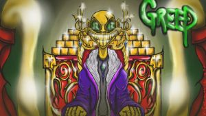 Greed. by x-Casualty-x