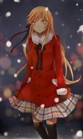 Red in Night by ageha1sBf