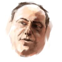 James Gandolfini 2 by sebtuch