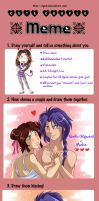 Couple Meme - Nuriko + Miaka by Priss-BloodEmpress