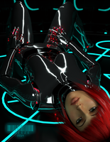 Gynoid 0111 by TweezeTyne