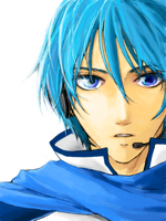 VOCALOID Kaito by undo-Ando-and