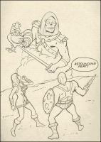 Draw what He-Man sees by Synthaesthetic