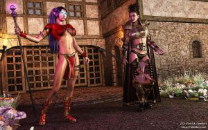 Tier 12 outfits by Dendory