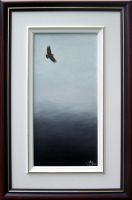 Above The Storm    Framed by HOULY1970