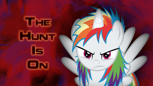 The Hunt Is On by hellpes