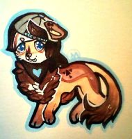 Chibi Saragi by misty-paws
