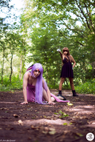 POKEMON: Green and Espeon II by AngelsArcher
