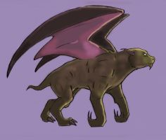 Cryptid - Jersey Devil - 01 by Cybopath