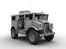 1943 Chevrolet C8A - Military by todd587