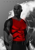 Aqualad by AmoonaSaohin