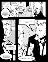 Page Six of the Scratch Graphic Novel. by VladimirJazz