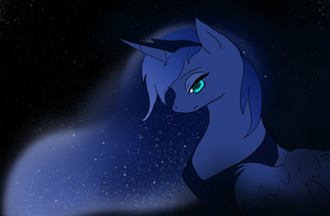 Princess of the Night by Risketch