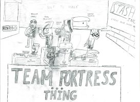 Team Fortress Thing by NotoriousClear