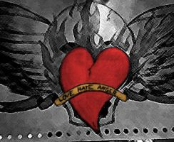 Love Hate Anger by DraconicX