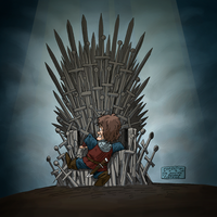 game of throne by mastaczajnik