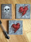Mini paintings by Cammo7495
