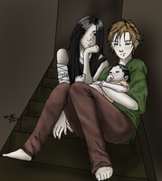 Family - That's My Child by FireSpiritRei