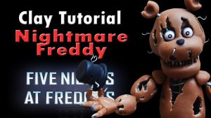 Nightmare Freddy (Check Video Tutorial :D!) by CraftDragons