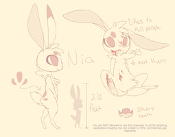 Nia Ref by MBPanther