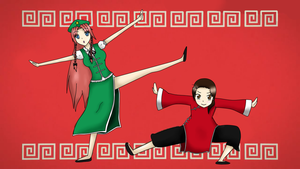1 2 Fanclub - China and China by Yaoi-is-my-life-99