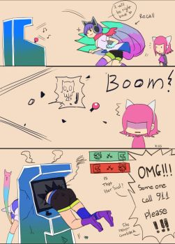 LOL comic by SongJiKyo