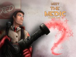 Meet The Medic by Groxy-Cyber-Soul