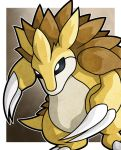 Sandslash by WhyDesignStudios