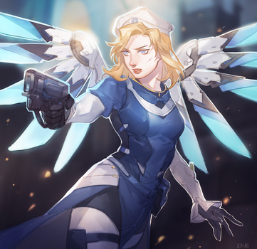 Mercy by Xoue