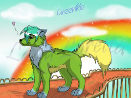 Greenkie by Loretta91