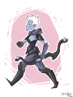 Drow Ranger - Haters gonna Hate by HawtKoffee