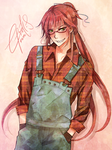 Overalls by arielucia