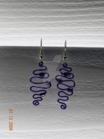 Vine Twist Earrings by beadsofcompassion