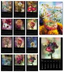Calendar 2012 Dried Flowers by rejmann