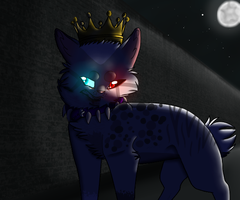 Your king is dying by WarDrivenGlitch23