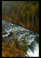 Henry's Fork of Snake River by narmansk8